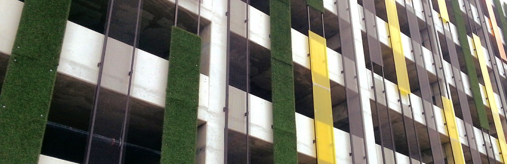 Artificial Turf Panels